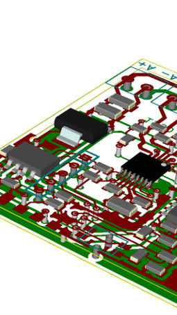 PCB electronique
