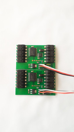 PCB interface